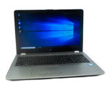 "HP 250 G6 Laptop Core i3-6006U 8GB RAM 256GB SSD 15.6"" Display Windows 10"